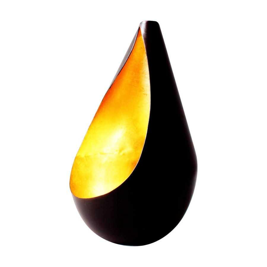 Theelichthouder Lumy brons / goud
