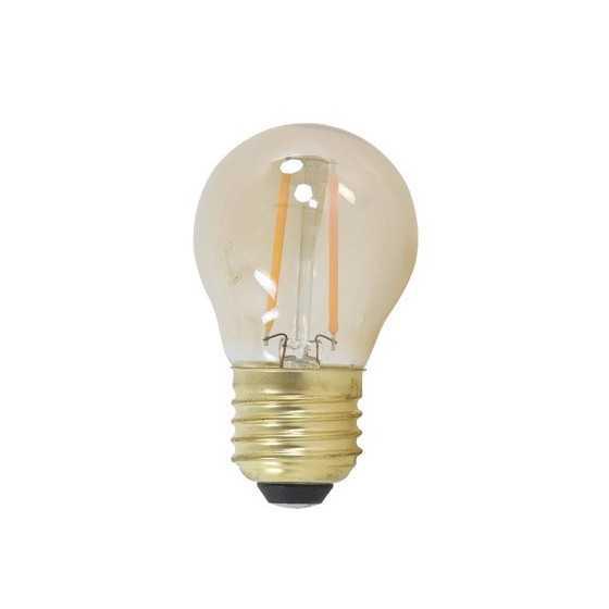 Light & Living led kogel Amber