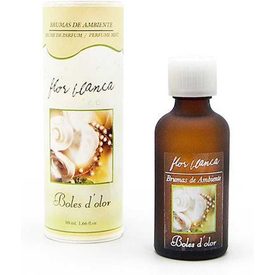 Boles d'olor - geurolie 50ml - Flor Blanca - Witte bloemen