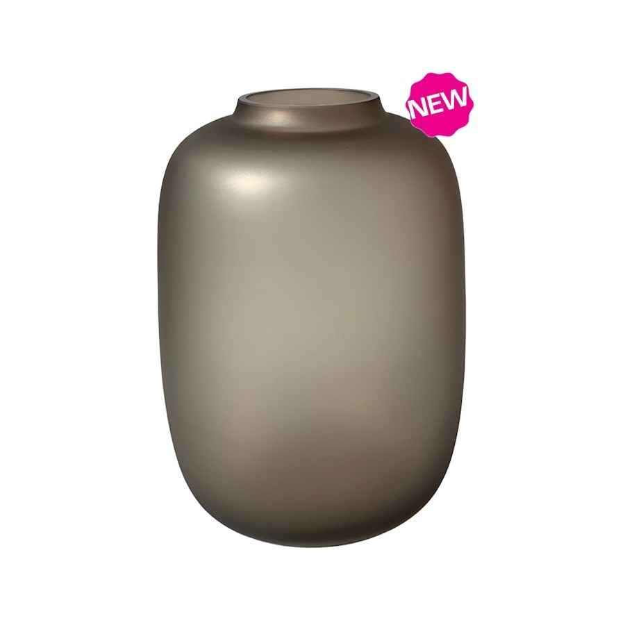 Artic small satin taupe