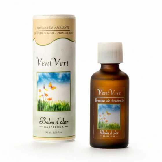 Vent Vert (Groen gras) - Boles d'olor geurolie 50 ml