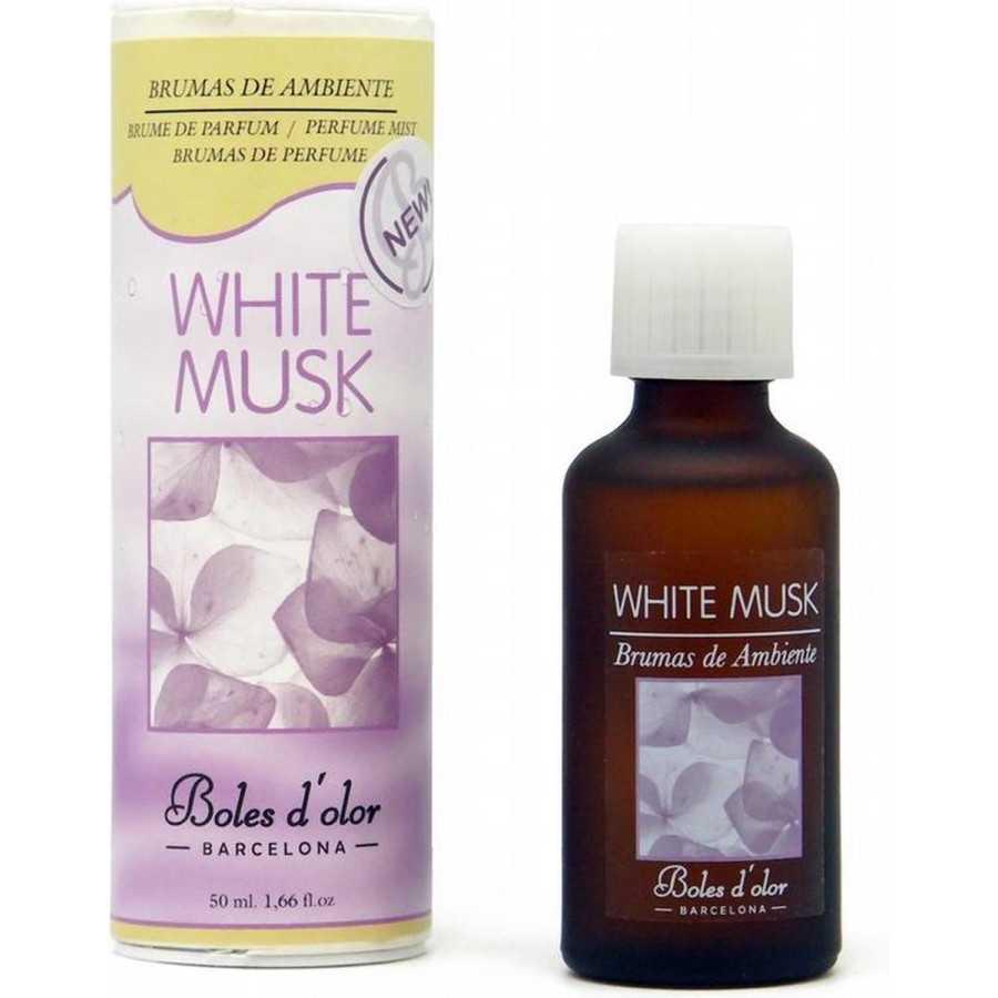 White Musk - Boles d'olor geurolie 50 ml