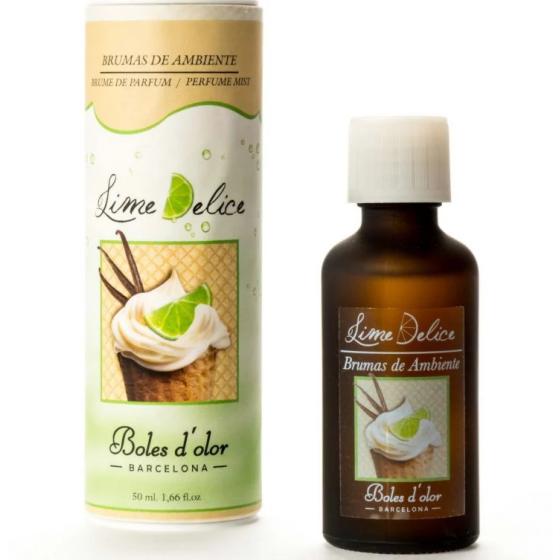 Lime Delice - Boles d'olor geurolie 50 ml