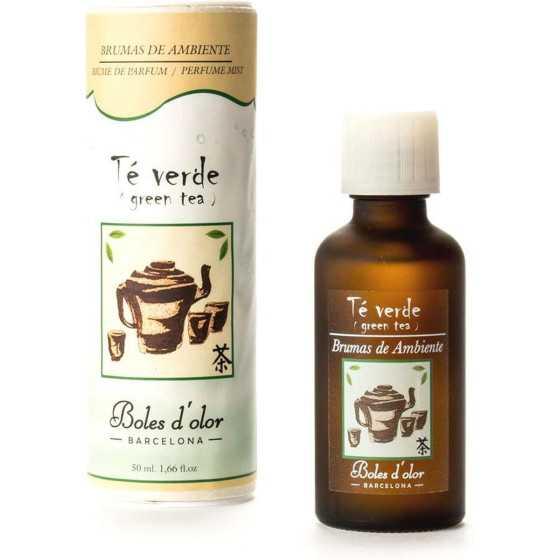 Té Verde (Groene Thee) - Boles d'olor geurolie 50 ml