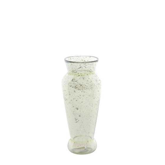 IMOAN glas steenslag olijf groen