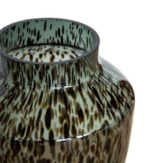 hudson cheetah grey vaas